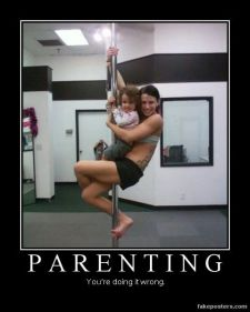 PARENTING WRONG