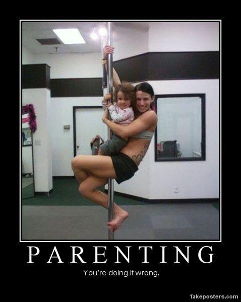 PARENTING WRONG