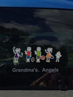 grandmas angels